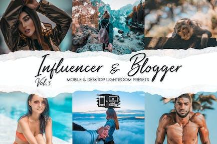 Influencer & Blogger Vol. 3