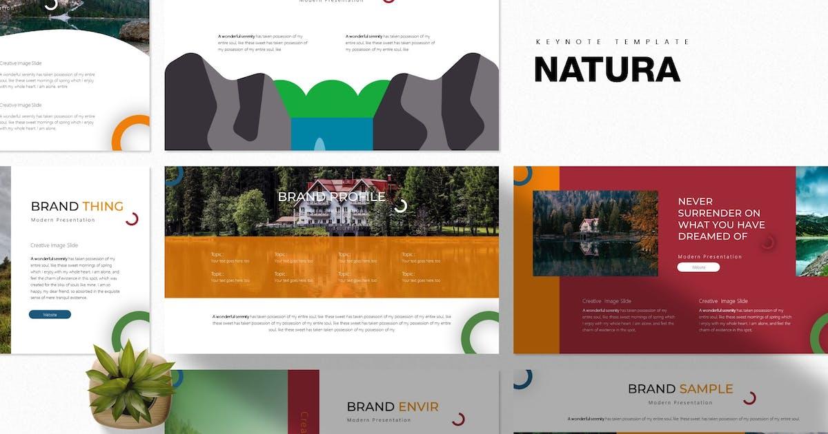 Download Natura | Keynote Template by Vunira