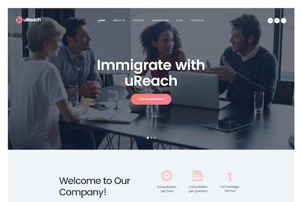 uReach   Asesoría en Derecho de Inmigración y Reubicación