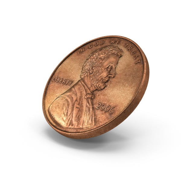 Cover Image for US Penny Aged