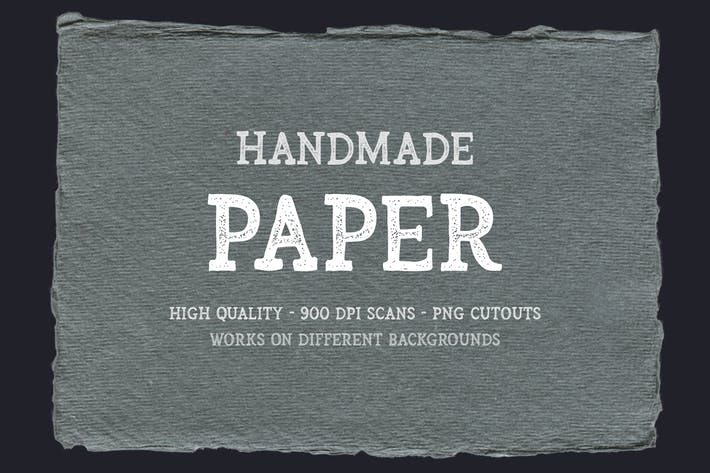 Handmade Paper Cutouts