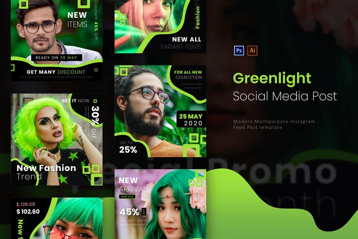 Thumbnail for Greenlight | Social Media Post