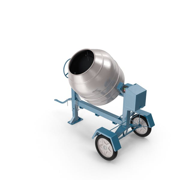Thumbnail for Cement Mixer