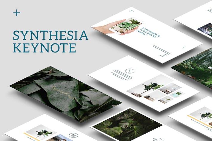 Thumbnail for Keynote по синтезе