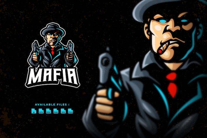 Mafia-Shooter-Esport-Logo