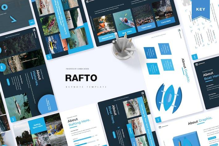 Thumbnail for Rafto | Keynote Template