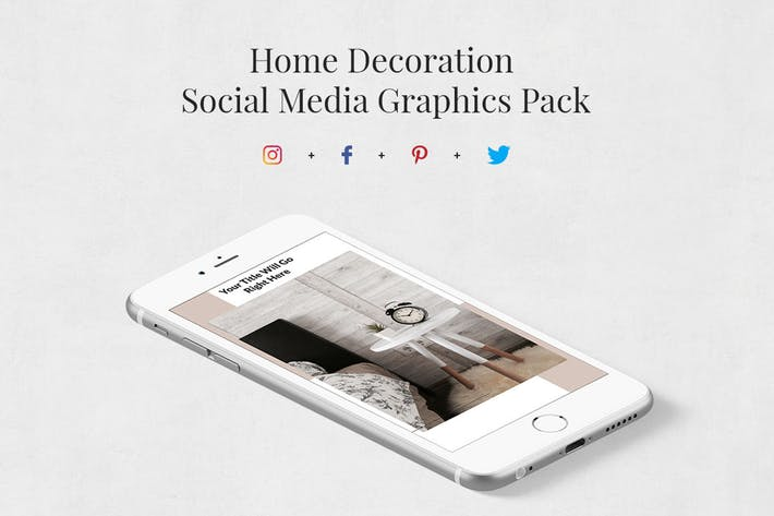 Thumbnail for Home Decoration Pack