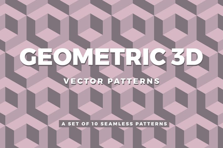 Thumbnail for Geometric 3D Patterns