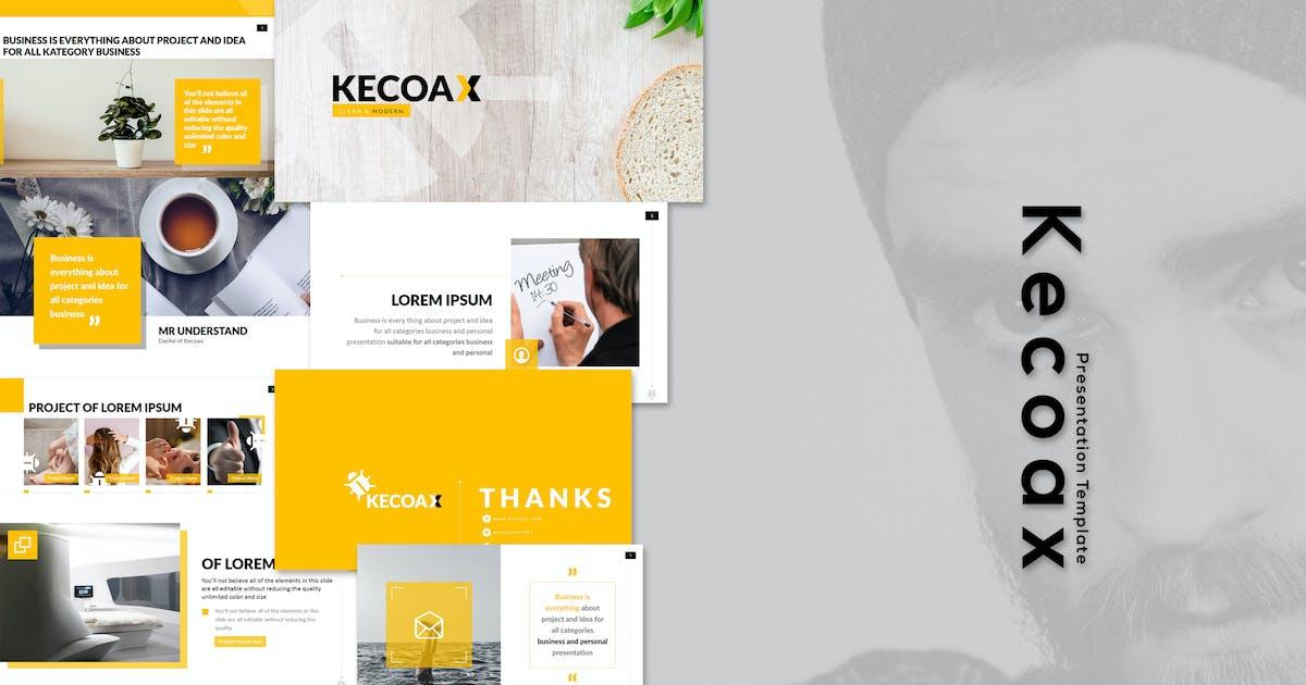 Download Kecoax - Powerpoint Template by Artmonk