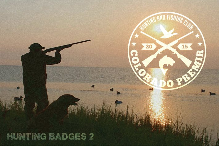 Thumbnail for hunting badges 2