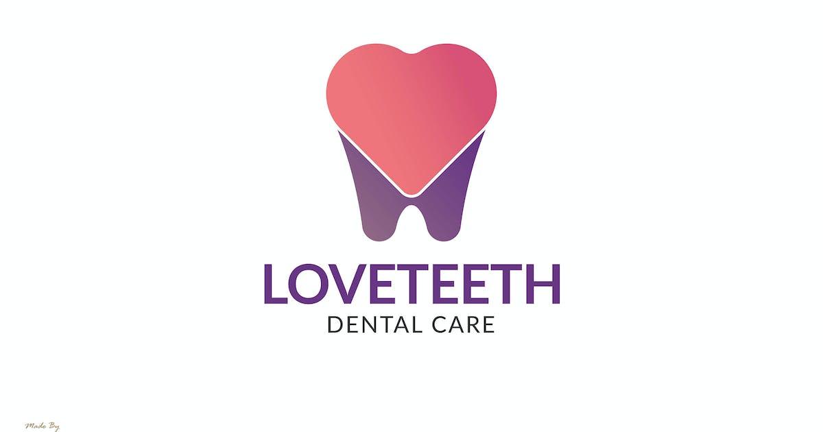Download Loveteeth - Dental Care Logo Template by Rometheme