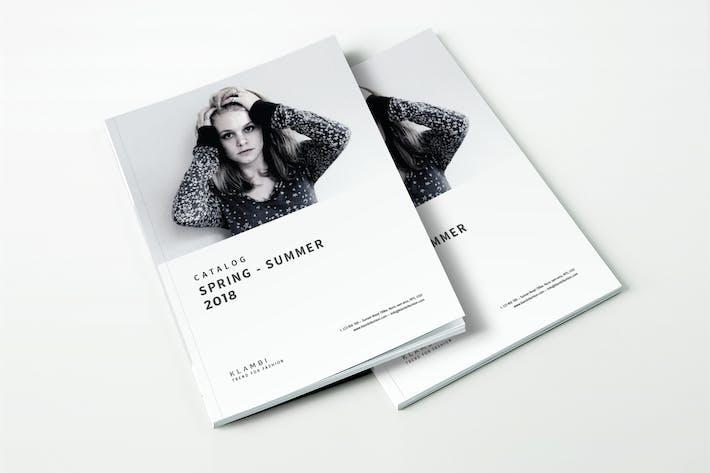Thumbnail for Fashion Catalog