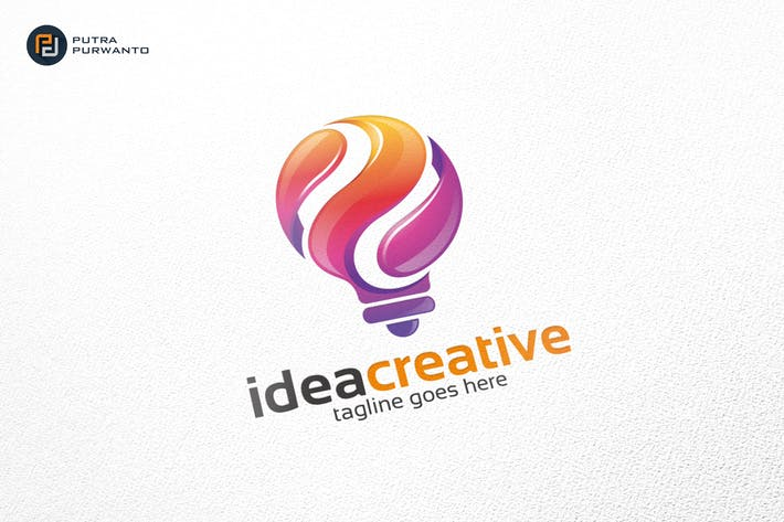 Thumbnail for Idea Creative - Logo Template