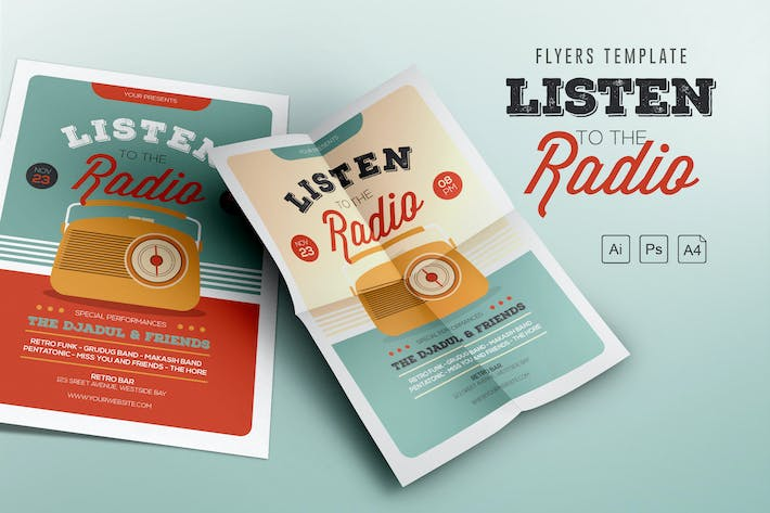 Thumbnail for Listen to the Radio Flyers