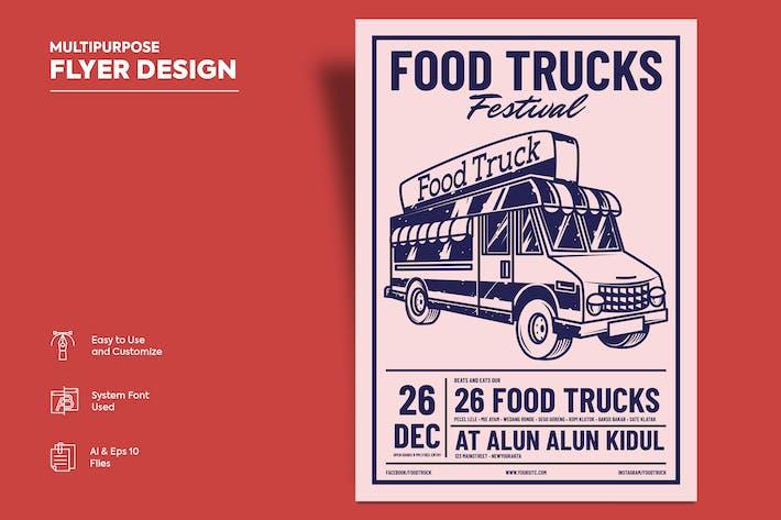 Thumbnail for Flyer Design Vol.13