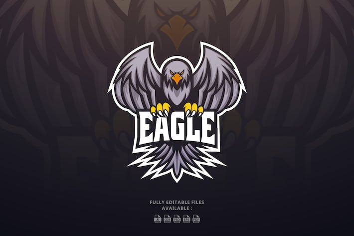 Eagle Sports and E-sports Logo