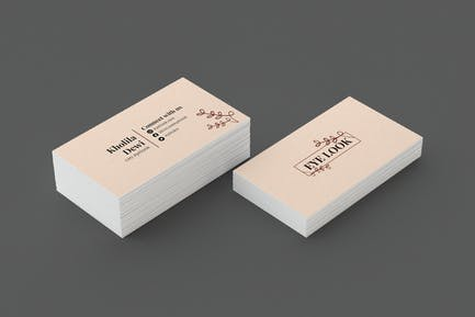 Skincare - Skin Clinic Centre Business Card