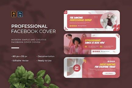 Dancing Professional   Facebook Cover