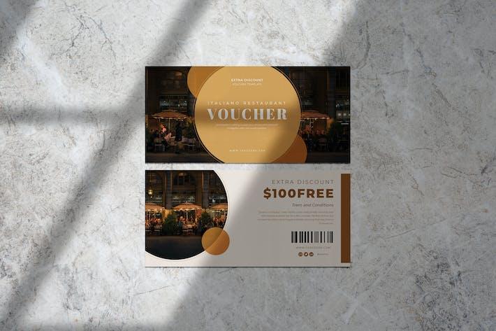 Thumbnail for Restaurant Voucher