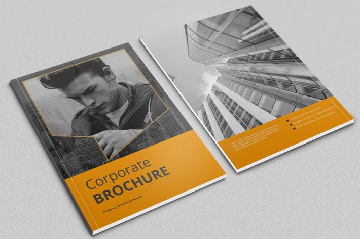 Thumbnail for Brochure Corporate Multipurpose