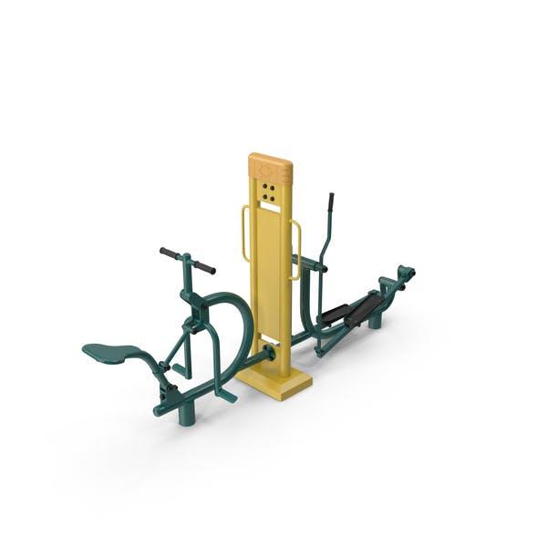Street Fitness Equipment