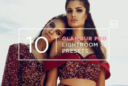 10 пресетов Glamour Pro Lightroom