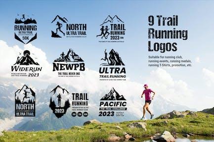 9 Trailrunning Logos