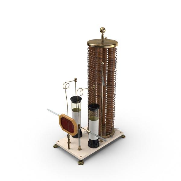 Oudin Resonator
