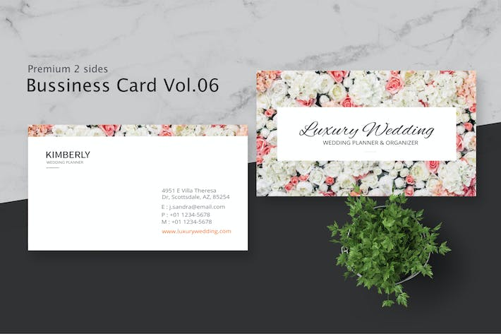 Thumbnail for Business Card Pro V.006
