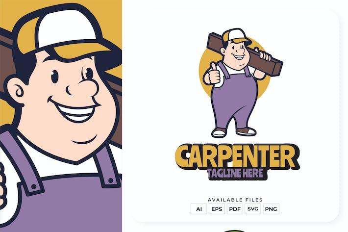 Thumbnail for Carpenter Logo Design
