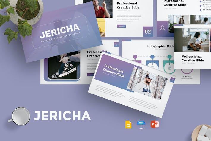 Thumbnail for Jericha - Presentation Template
