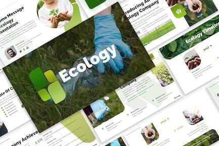 Ecology - Eco Template Prensentation