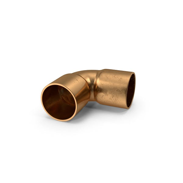 Cover Image for Copper Fitting