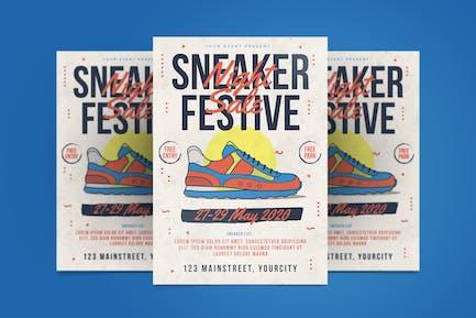 Sneaker Day dépliant