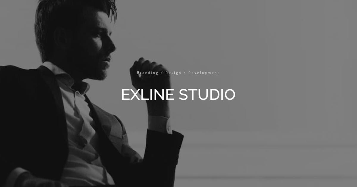 Download Exline | One Page Multipurpose WordPress Theme by Ninetheme