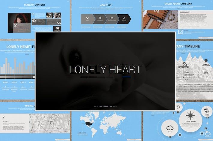LONELY HEART Keynote