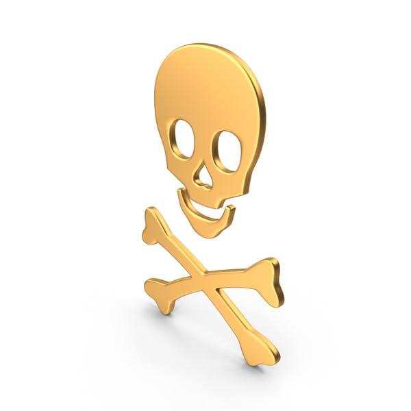 Thumbnail for Skull and Crossbones Symbol