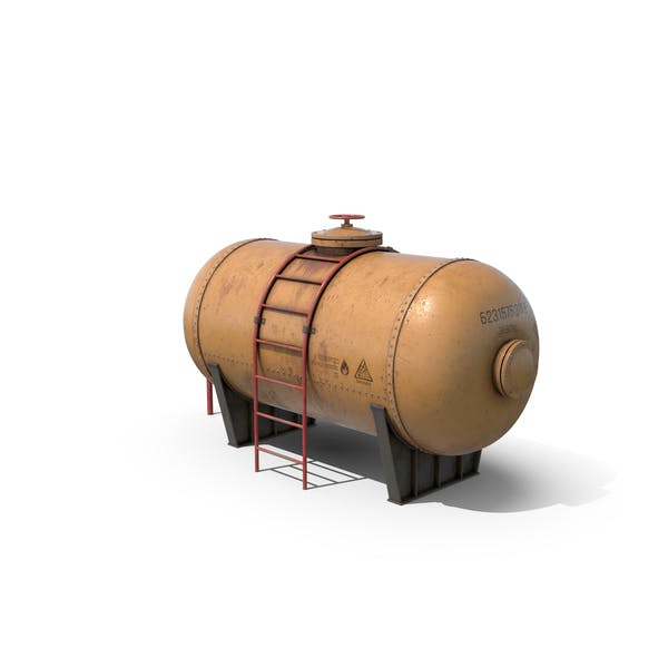 Thumbnail for Oil Tank