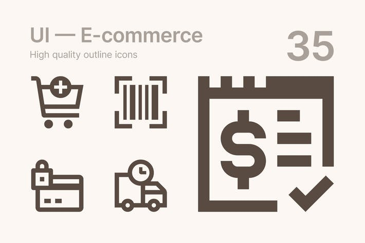 Thumbnail for UI — Ecommerce