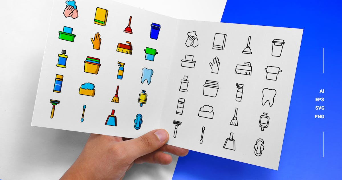 Download Health Clean - Icons by esensifiksi