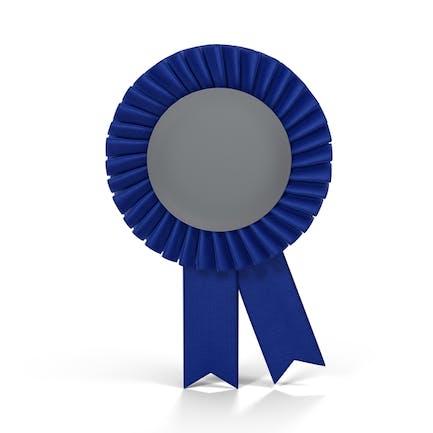 Blue Award Ribbons