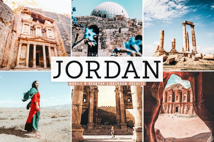 Thumbnail for Jordan Mobile & Desktop Lightroom Presets