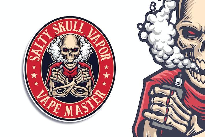 Thumbnail for Vape Master Logo Template