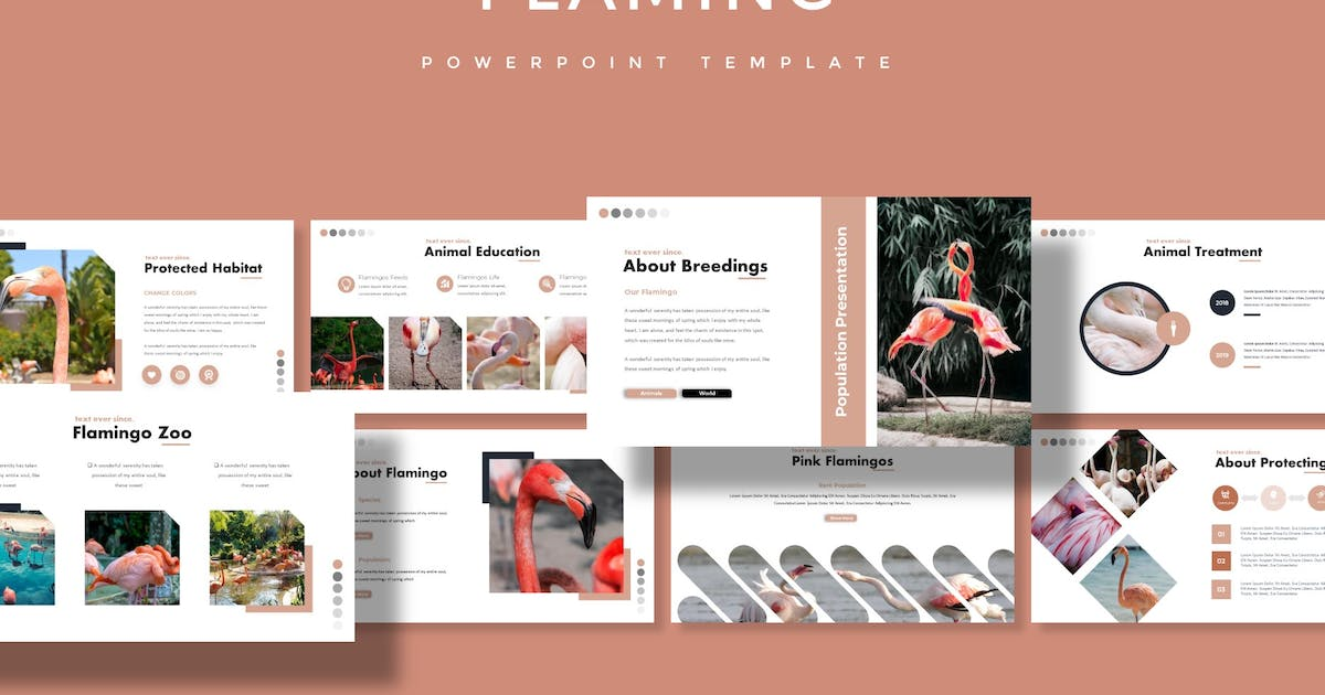 Download Flaming - Powerpoint Template by aqrstudio