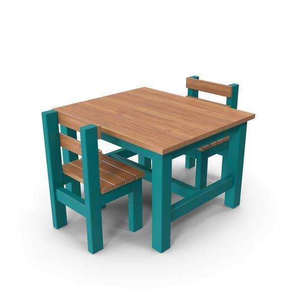 Thumbnail for Children's Activity Table