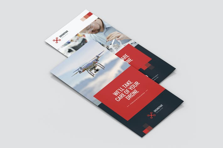 Thumbnail for Flyer DL – Drone Service