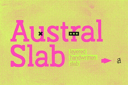 Austral Slab