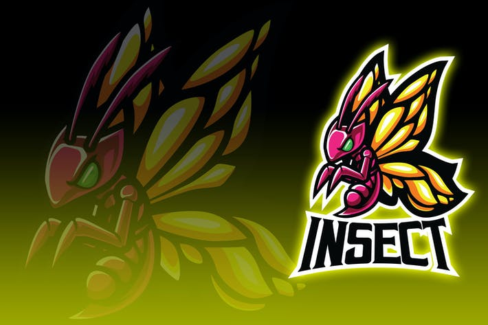 Insect Esport Logo
