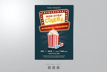 Movie Cinema Poster