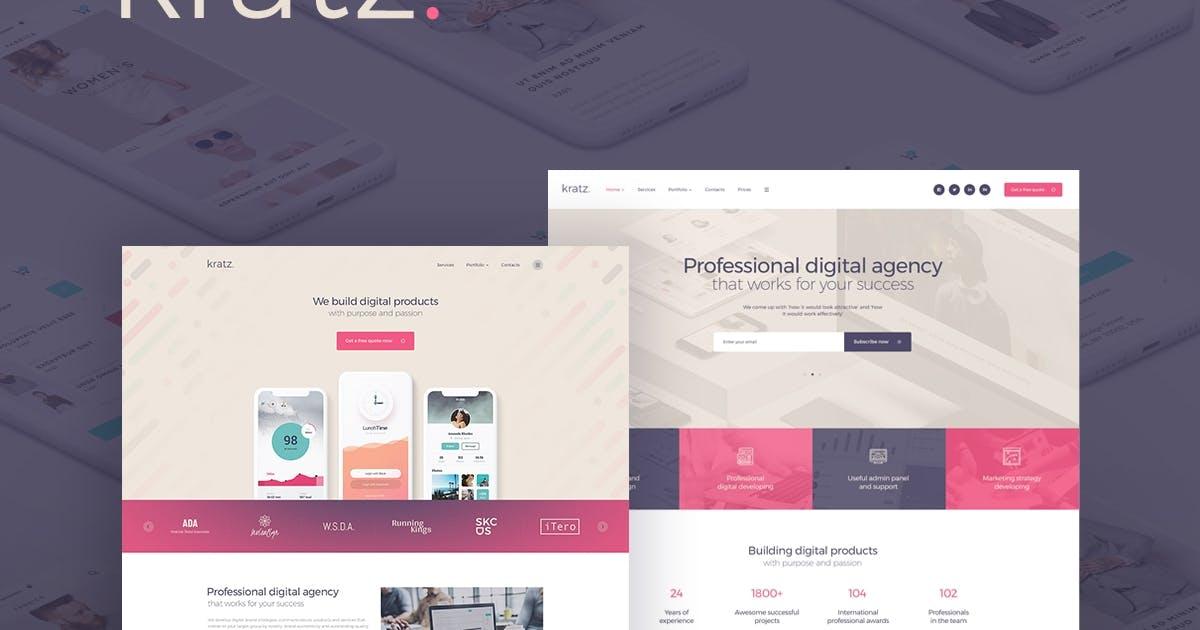 Download Kratz by ThemeREX